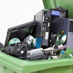 מיחזור פסולת אלקטרונית בסביון