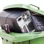 מיחזור פסולת אלקטרונית ברחובות