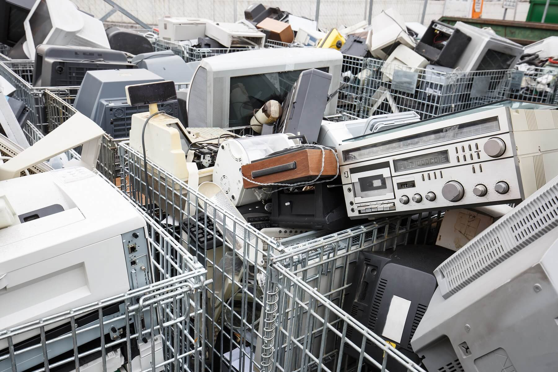 מכירת פסולת אלקטרונית