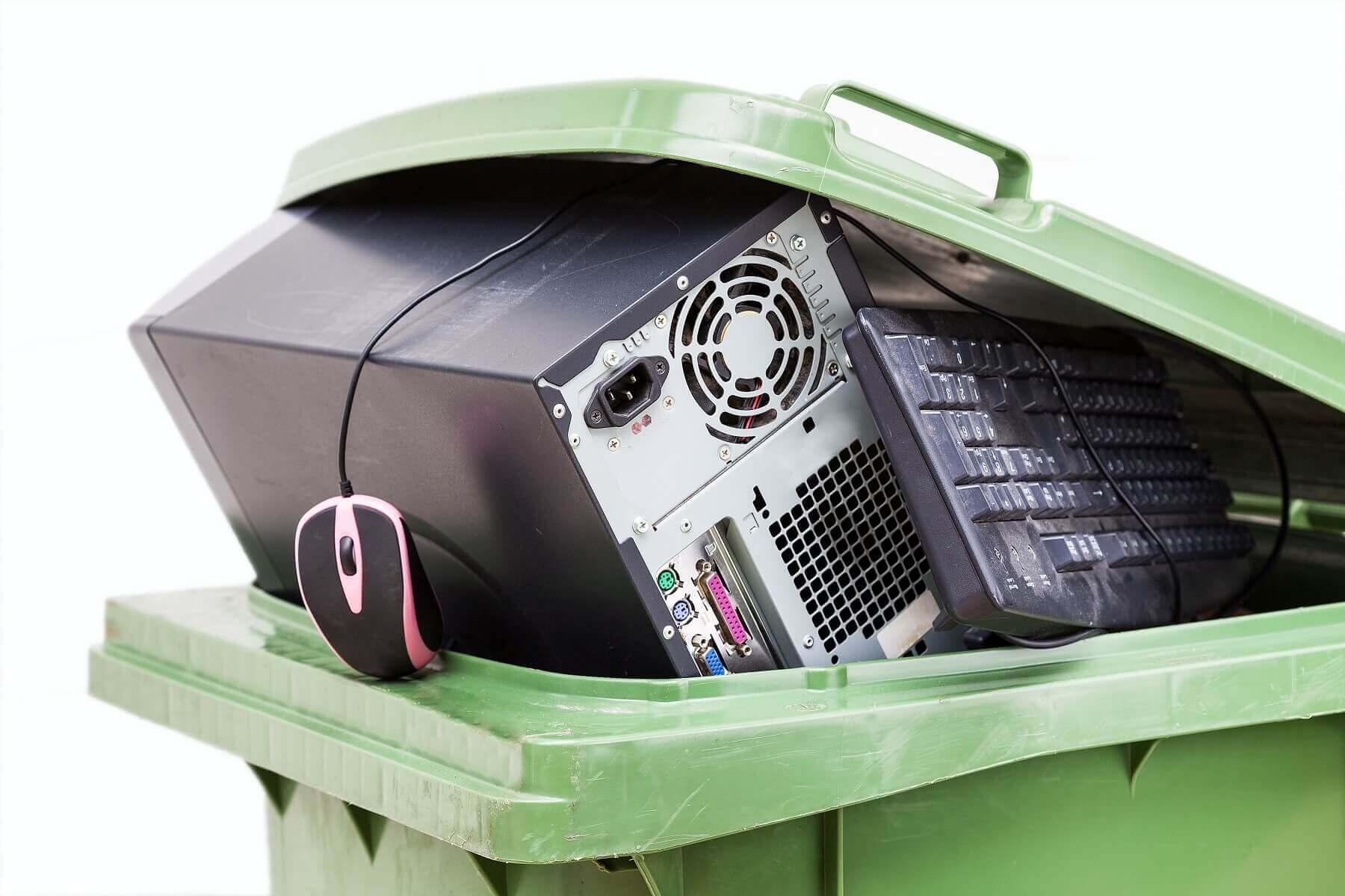 חוק מיחזור פסולת אלקטרונית