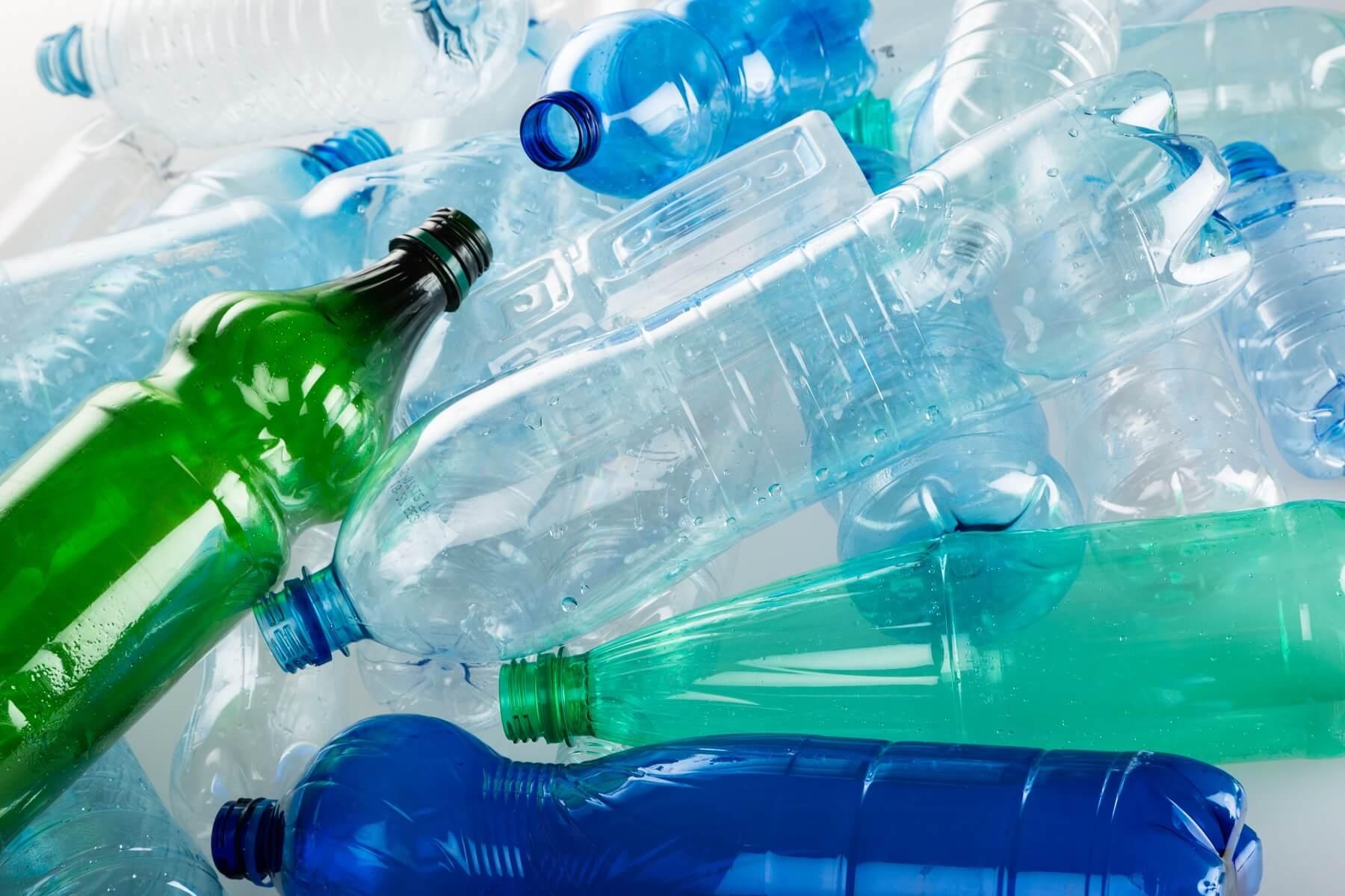 מיחזור בקבוקי פלסטיק