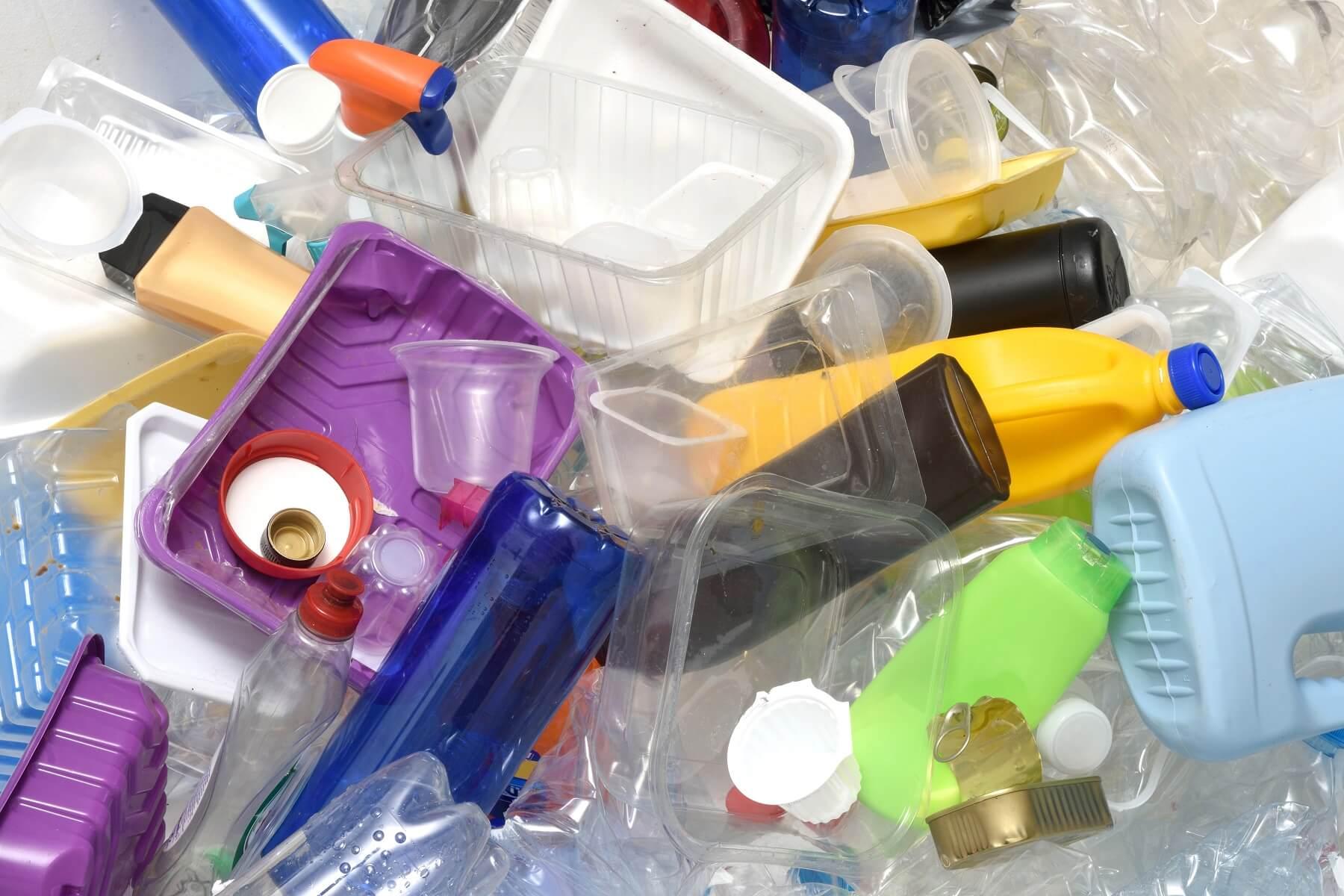 מפעל מיחזור פלסטיק